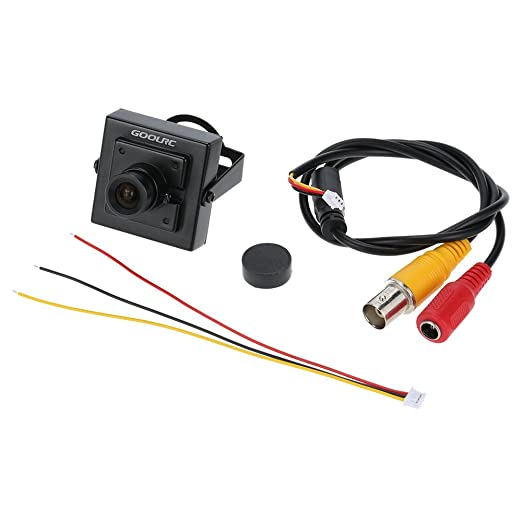 andoer 1 3 sony 700tvl pal 3 6mm mini ccd camera for rc andoer 1 3 sony 700tvl pal 3 6mm mini ccd camera for rc quadcopter fpv photography amazon co uk toys games