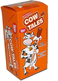 product image for Goetzes Vanilla Flavored Cow Tales 36 One Ounce Pieces