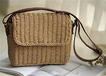 Amazon.com: Bolsas de playa estilo chic con sobres de Bali y ...