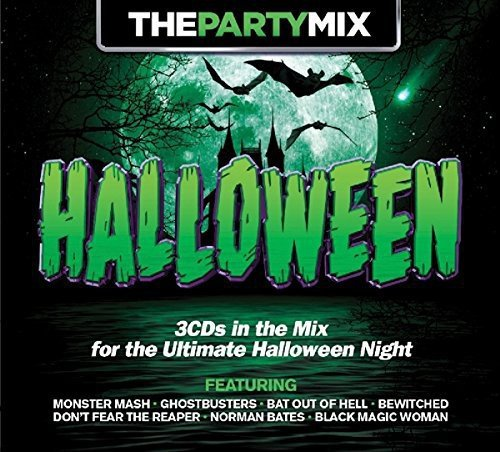 The Party Mix - Halloween -
