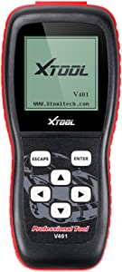 XTOOL V401 Code Reader Work for VW/Audi/Seat/Skoda Diagnostic Scan