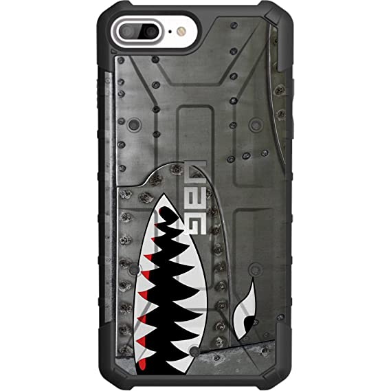 release date 9d8f7 73875 Limited Edition- Customized Designs by Ego Tactical Over a UAG- Urban Armor  Gear Case for Apple iPhone 8 Plus/7 PLUS/6s Plus/ 6 Plus (Larger 5.5
