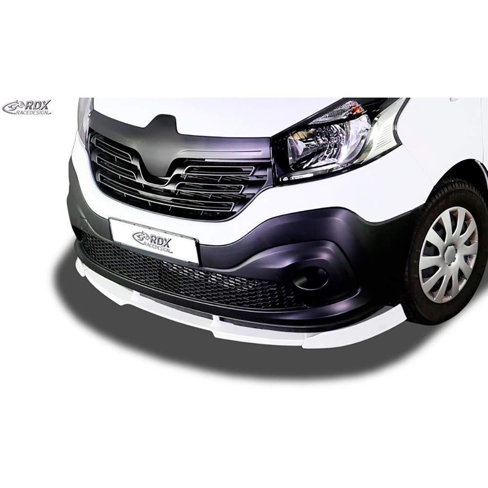 PU Frontspoiler Vario-X Trafic 2014- Viv B 2014- NV300 2016-