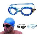 Zoggs Predator Next Gen Swimming Goggles No Leaking Anti Fog UV Protection Triathlon