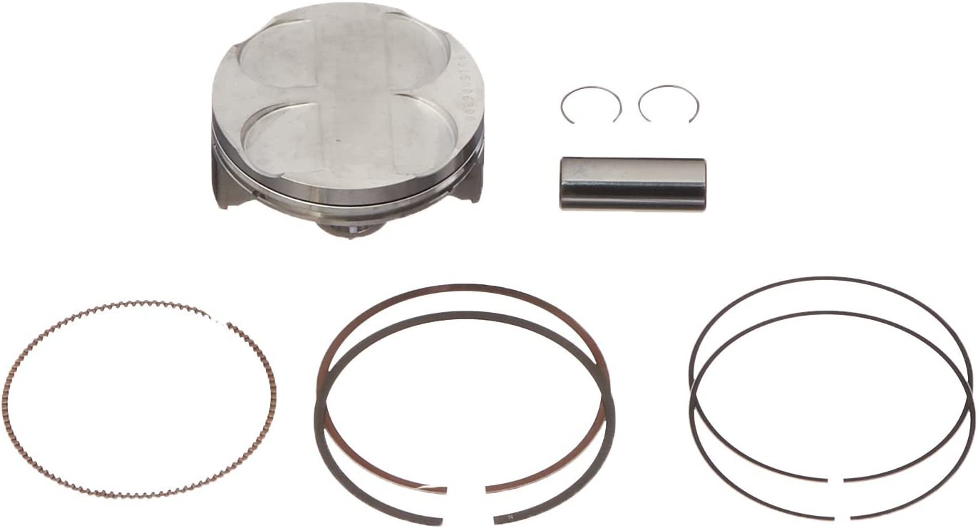 Wiseco 4915M06800 68.00mm 11.7:1 Compression 159cc Motorcycle Piston Kit