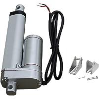 ECO-WORTHY 100MM 12 V Motor lineal actuador bigdug seguidor Solar multi-función para Electroic, médico, uso auto