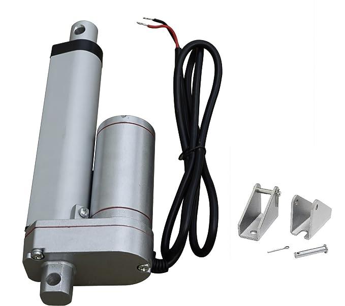 14 opinioni per ECO-WORTHY 6 Inch 12V Linear Motor Actuator Heavy Duty 330lbs Solar Tracker