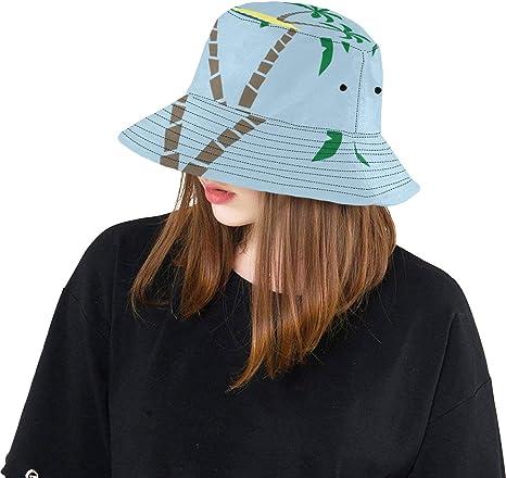 Top Hats Summer Casual Bucket Hat Beach Sand Ocean Enjoy Fancy Outdoor Hats Travel Fishing Picnic Hat for Toddler Boy