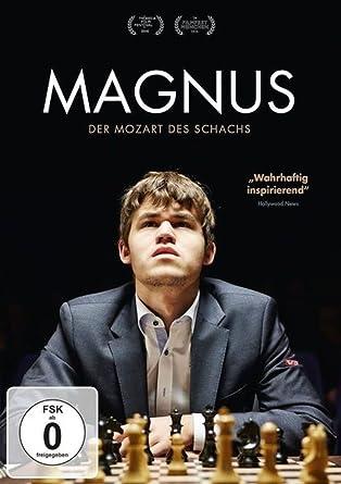 Magnus: Amazon.co.uk: DVD & Blu-ray