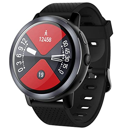 Amazon.com: QKa Smart Watch, Supports SIM/WiFi/GPS 4G LTE ...