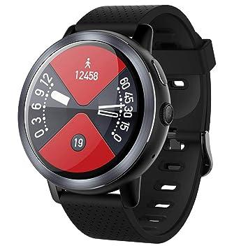 Amazon.com: QKa Smart Watch, compatible con SIM/WiFi/GPS 4G ...