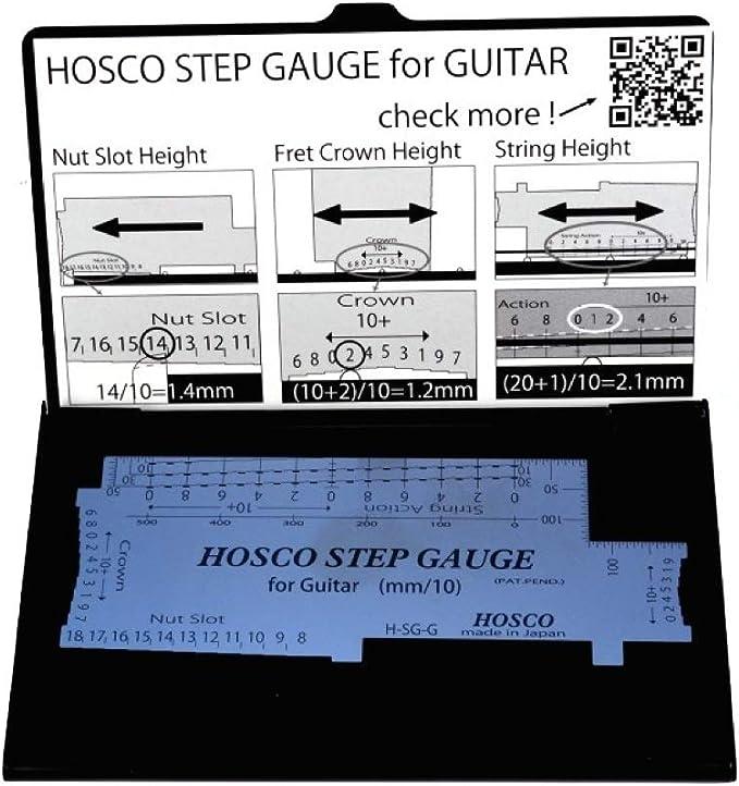 Hosco Step Gauge Guitar