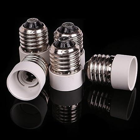 Weiß Konverter Adapter 250 V Metall 1 Stück Lampe Birne hohe Qualität GU10 2A