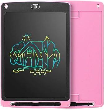 10インチのライティングタブレット、電子デジタルライティング&カラフルな画面落書きボード落書きドローイングパッド、子供たちのおもちゃ誕生日ギフト用の手書きパッドドローイングタブレット