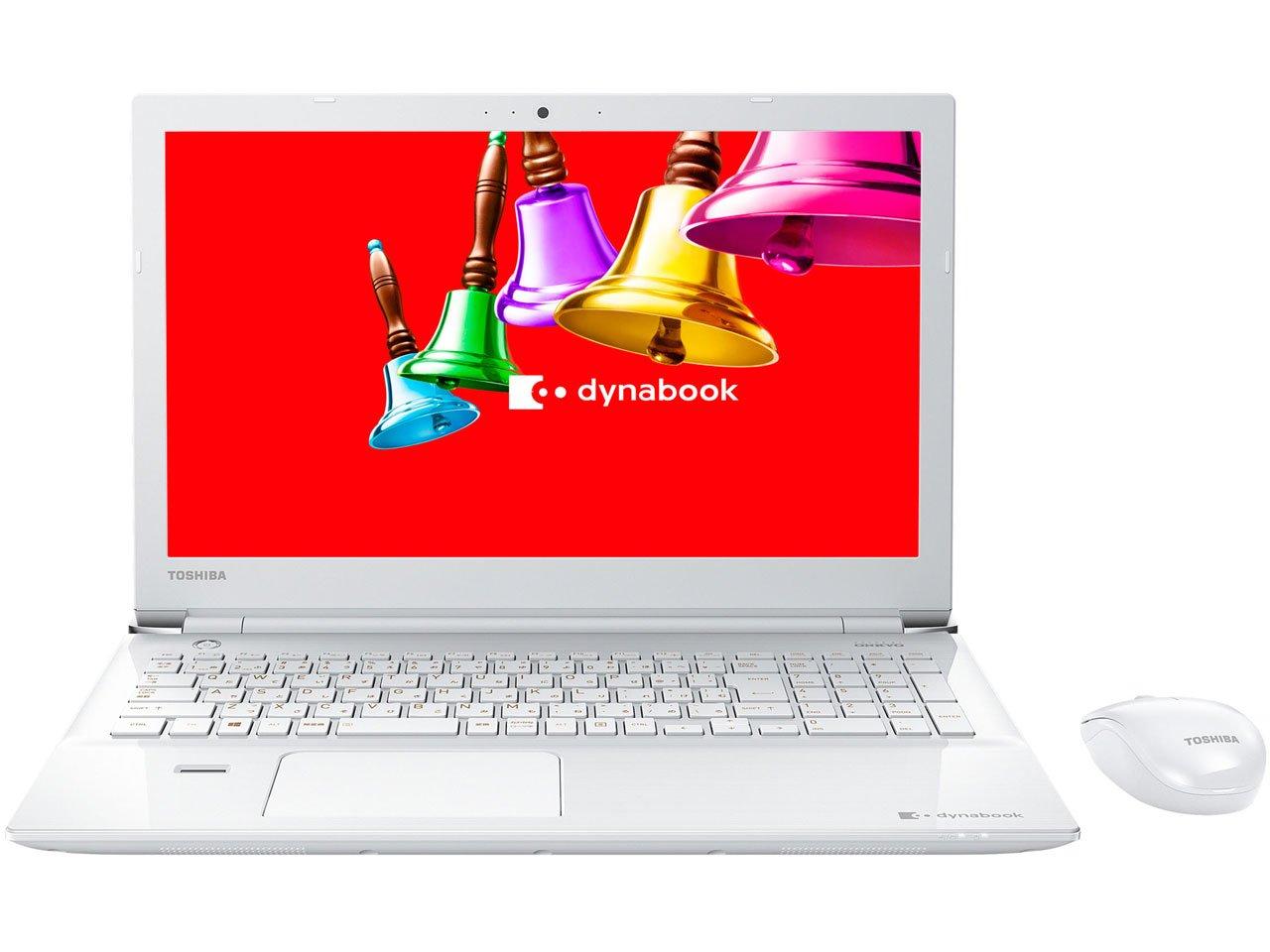 数量限定セール  東芝 15.6型ノートパソコン 東芝 dynabook プラス T75 リュクスホワイト(Office Home B01M6X5KOW&Business Premium プラス Office 365 サービス) PT75BWP-BJA2 B01M6X5KOW, KURANBON:0d4a01ad --- ballyshannonshow.com