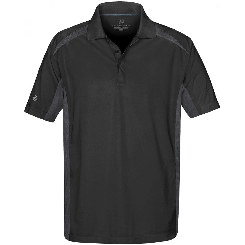 Stormtech Herren Polo-Shirt, besonders leicht, zweifarbig, Kurzarm:  Amazon.de: Bekleidung