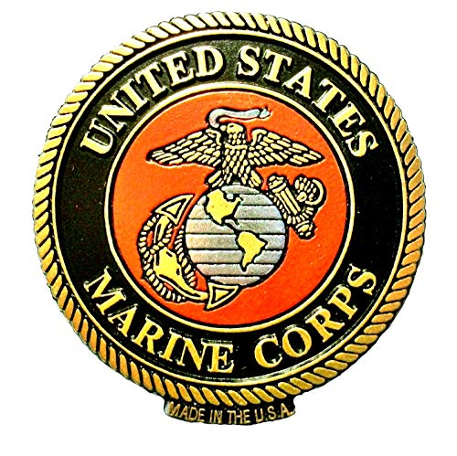 United Seal Corps Marine States (United States Marine Corps Seal Fridge Magnet)