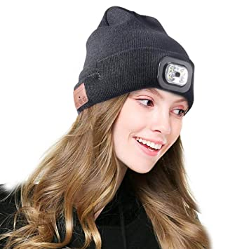 Wandern Scheinwerfer Superleicht Mütze Schwarz Für die Jagd LED Hohe Qualität