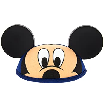 b0f7cb6310e73 Image Unavailable. Image not available for. Color  Disney Parks Mickey Mouse  Face Ears Hat Infant Toddler Size