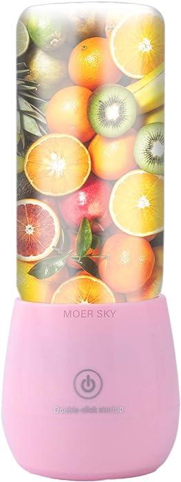 Top 10 Rechargeable Blender Bottle Orange