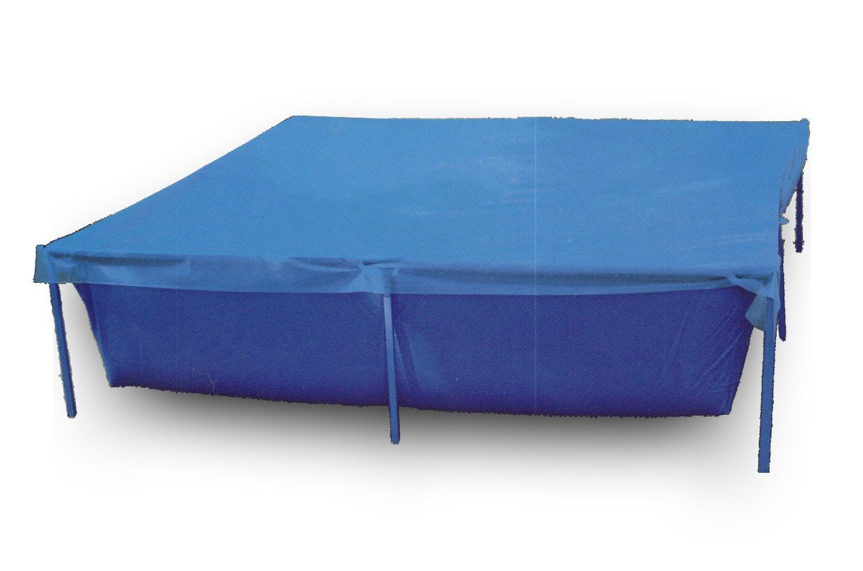 TOI - Cubierta tubular para piscinas tipo basic - 190x190: Amazon.es: Hogar