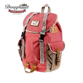 Doughnut - Mochila casual , Rust X Beige (Multicolor) - D109-2711-F: Amazon.es: Equipaje