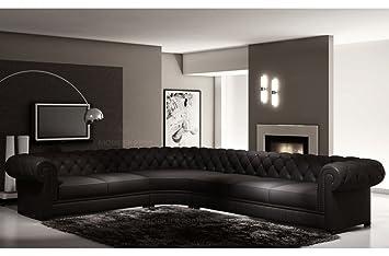 mobilier priv canap dangle en cuir italien 78 places belisi