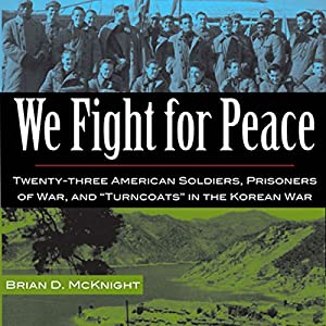 We Fight for Peace Audiobook