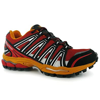 14b95913497 Karrimor Tempo Mens Trail Running Shoes Red Black 10 UK UK  Amazon.co.uk   Shoes   Bags