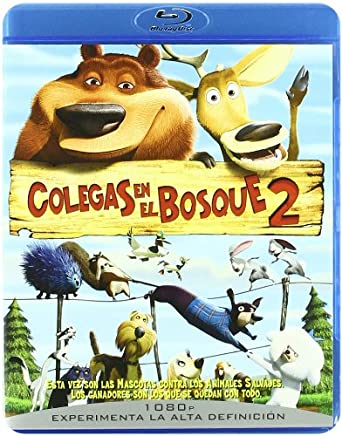 Colegas En El Bosque 2- Bd [Blu-ray]: Amazon.es: Animation ...