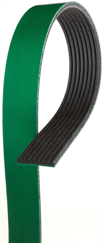 ACDelco K081243HD Specialty Heavy Duty V-Ribbed Serpentine Belt