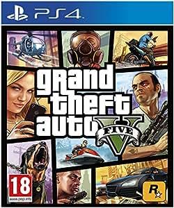 GTA V [PlayStation 4]
