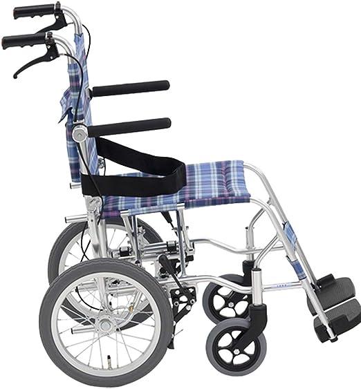 Silla de ruedas Rampas Plegable Scooter Viaje para Personas ...