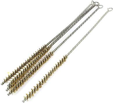 Brush Brass 10MM