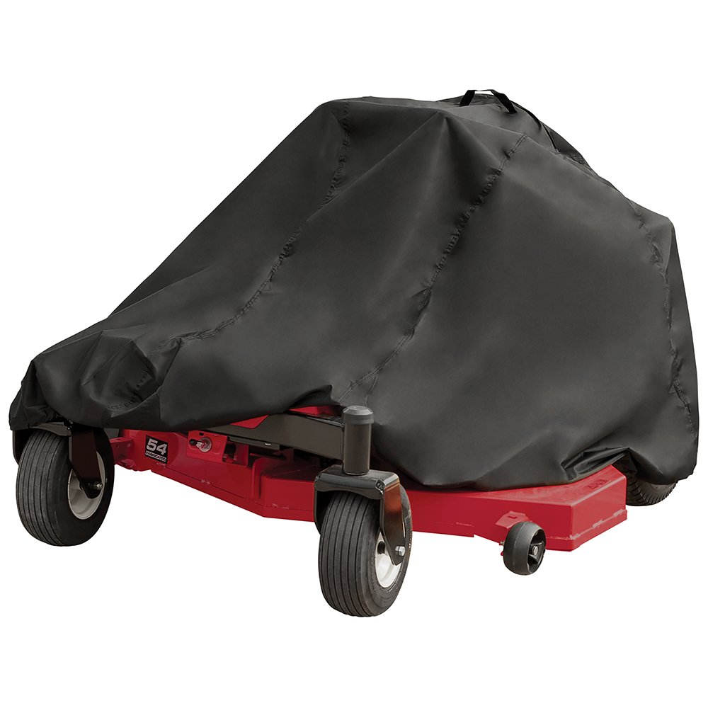 Dallas Manufacturing Co. 150D Zero Turn Mower Cover - Model A Fits Decks Up to 54''