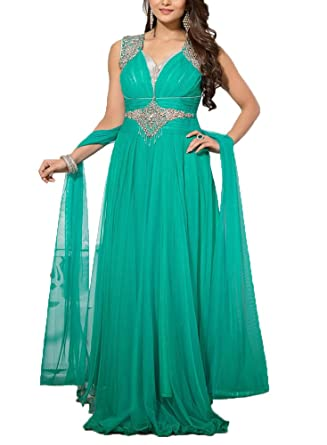 Godressy Prom Dresses Plus Size Evening Gowns Long Beaded Special