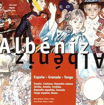 Espana-Granada-Tango: Albeniz: Amazon.es: Música