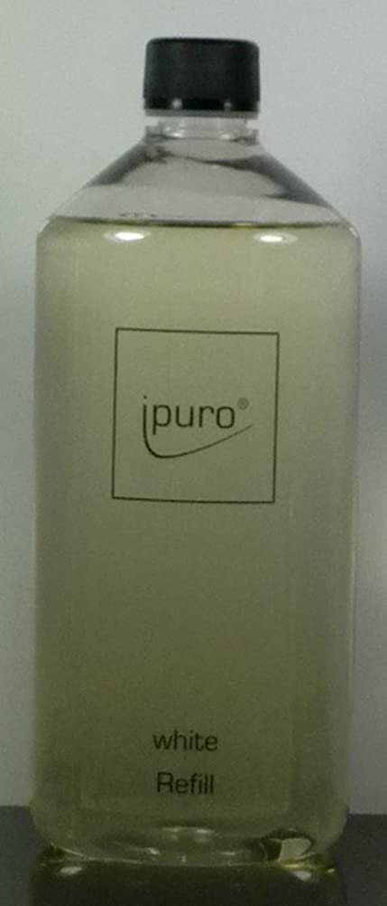 Ipuro Luxury Line White Refillable Bottle With 5u0026nbsp;Fibre Sticks ...