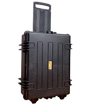 Bahco 4750RCHDW02 - Maleta Rigida Hd Con Ruedas 53L: Amazon.es: Bricolaje y herramientas