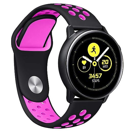 Amazon.com: Compatible Samsung Galaxy Watch Active 40mm SM ...