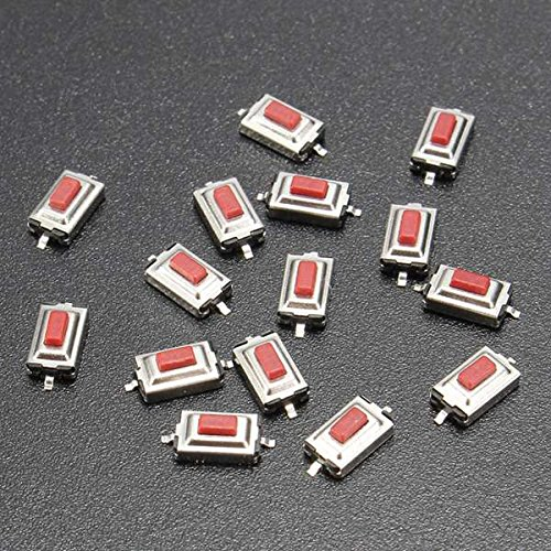 15pcs 3x6x2.5mm Momentary Tact SMD SMT Pushbutton Micro Switch 2 Pin