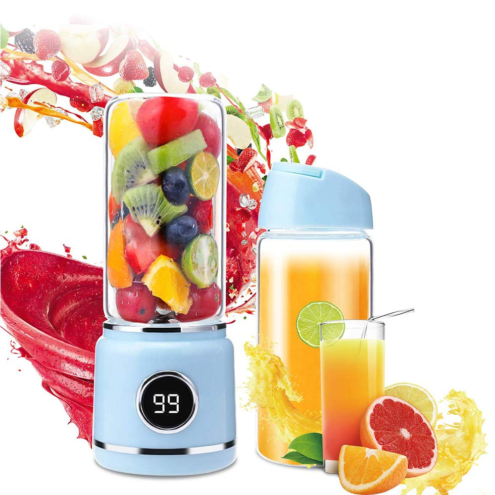 DOSNVG Licuadora para Fruta, licuadora portátil de 150 vatios ...