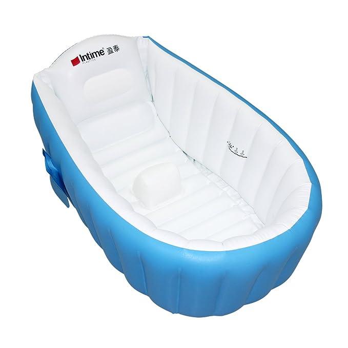 Signstek – Bañera hinchable, piscina hinchable, barreño para niños ...