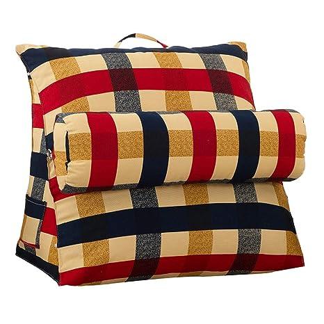 Amazon.com: YXLKZ H1 - Almohada de cuña para sofá, cama ...