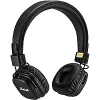 Marshall Major II On-Ear Wireless Bluetooth Headphones (Black)
