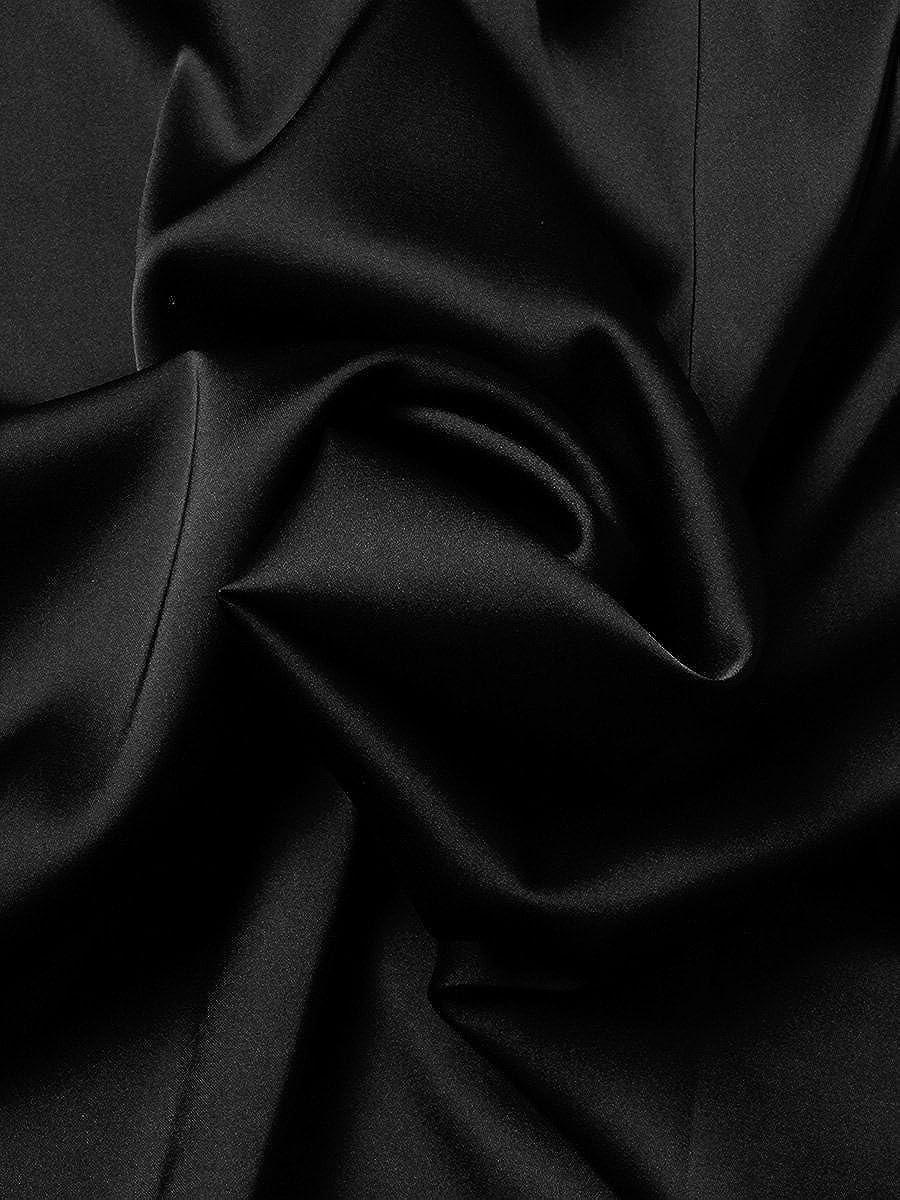 c770cf1678a ETAOLINE Womens Long Satin Nightdress Silk Dressing Gown Full Length Slip  Lingerie Plus Size