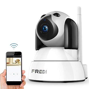 Wireless WiFi Cámara IP Fredi 720P HD de vigilancia Seguridad Baby Monitor Cámara con Dos vías