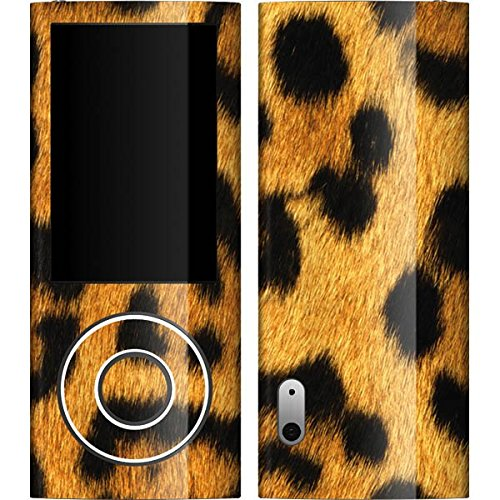 Leopard Ipod Case (Skinit Leopard Vinyl Skin for iPod Nano (5G) Video)