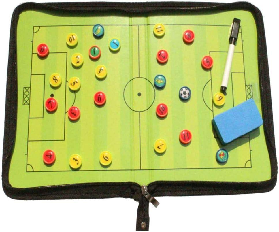 Yalatan Tablero de Entrenamiento de fútbol, Tablero de fútbol ...