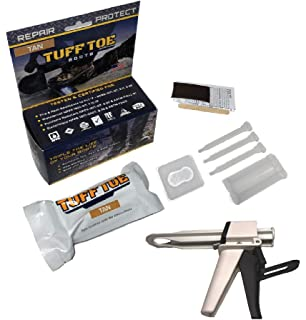 b530338799 Tuff Toe Boot Repair Kit Combo APPLICATOR   Boot Bundle Combo Upgrade  Leather Boot Seam Heel